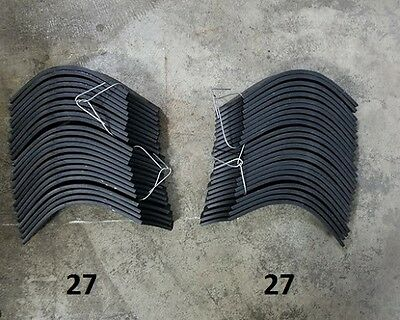 27 Each Lh Rh Tines For Land Pride Rta2072-6 Rtr2072-6 820-057c 820-058c