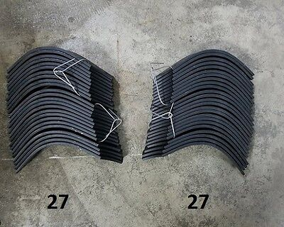 27 Each LH & RH Tines for Land Pride RTA2072-6 & RTR2072-6 # 820-057C / 820-058C