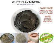 White Clay Powder