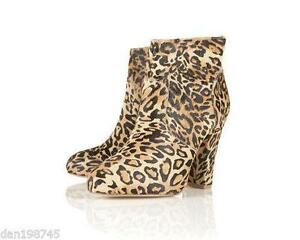 1af748edd07b TOPSHOP Leopard Print Shoes