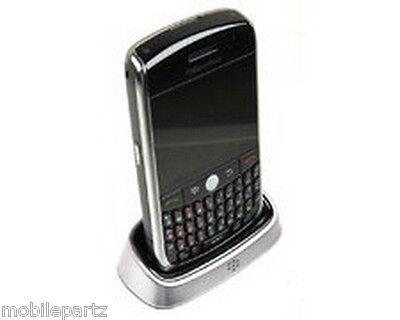 Genuine BlackBerry Curve 8900 Desktop Charger Pod Cradle Stand - ASY-14396-007 Blackberry Curve Desktop Cradle
