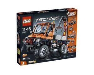 LEGO Technic / 8110 Mercedes-Benz / Unimog U400