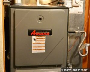 Furnaces & A/Cs - No Upfront Costs + FREE $100 Gift Card