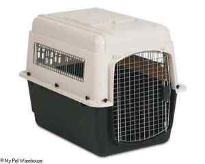Medium/Large pet crate. Dog carrier. Kennel Hawthorn Boroondara Area Preview