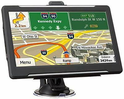 2021 Semi Truck Commercial Driver Big Rig Accessories Navigation System Trucker