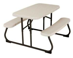 Kids Folding Table Ebay