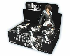 Final Fantasy OPUS II Booster Boxes Available @ Breakaway