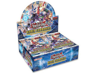 Yu-Gi-Oh Hidden Summoners Available @ Breakaway