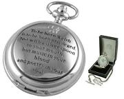 Musical Pocket Watch
