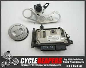 S1000rr ECU and ignition