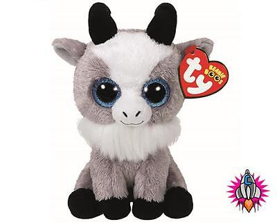 TY BEANIE BABIES BOOS GABBY GOAT PLUSH SOFT TOY NEW WITH TAGS fb3f779aaf93