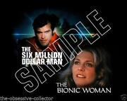 Six Million Dollar Man Poster