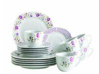Mäser Tradizione, Domestic Coffee Set Infashion 18 Pieces for 6 persons