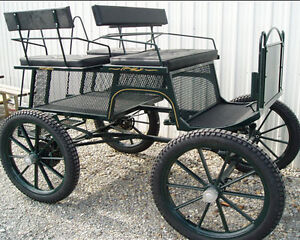 Horse drawn Buggies **FREE SHIPPING ON SEPTEMBER ORDERS**