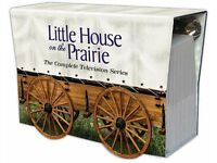Little House on the Prairie complete DVD box set