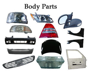 Brand New Body Parts Bumper Fenders Front & Rear Lights Mirrors