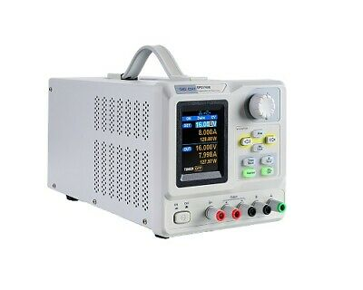 Spd1168x Programmable Linear Dc Power Supply 5 Digit Voltage 4 Digit Current