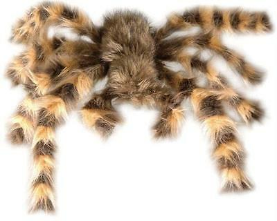 XXL Riesen SPINNE 65 CM TARANTULA  Halloween Horror Raumdeko Party Deko (Halloween Party)