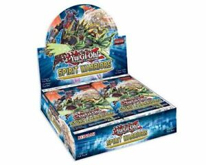 Yu-Gi-Oh Spirit Warriors Booster Now Available @ Breakaway