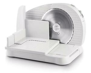 Brotschneider Allesschneider Brotschneidemaschine klappbar 200 Watt NEU