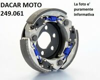 249.061 Embrague D.107 3g Evolution Polini Piaggio Nrg Mc3 H2o -  - ebay.es