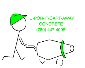 Small batch concrete 780-447-4095