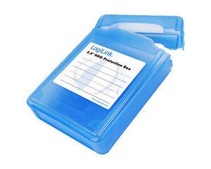 LogiLink Festplatten Schutzhülle Box für 3,5