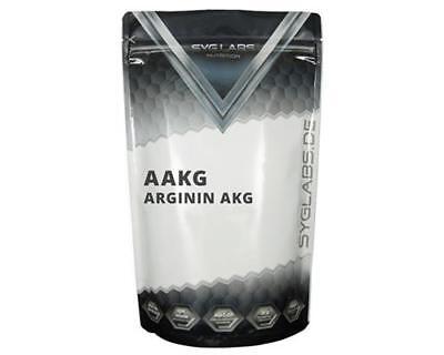 Alpha-ketoglutarat Pulver (Arginin AKG Pulver - 1000g AAKG Arginin Alpha Ketoglutarat Aminosäure)