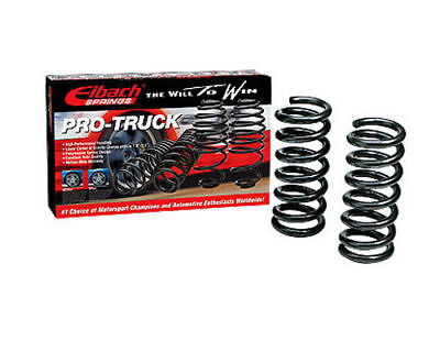 Eibach Pro-Kit Lowering Springs Set for 67-69 Chevrolet Camaro Pontiac Firebird