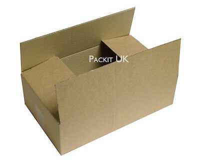 Postal Moving Storage Cardboard Boxes 13.5 x 8 x 4