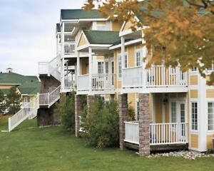 Week at HORSESHOE VALLEY - OCT 28 to Nov 4 2018 for $500