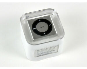 Apple iPod Shuffle 4th Generation 2GB Silver Brand New Sealed