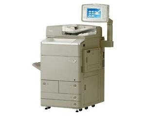 Canon ImageRunner ADVANCE Copiers Printers Scanner IRA-C9270 C9280 C7260 C7065 7055 C5240A C5235A C5051 C5035 C5035A