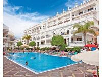 Tenerife Los Cristianos Christmas and new Year apartment for 4