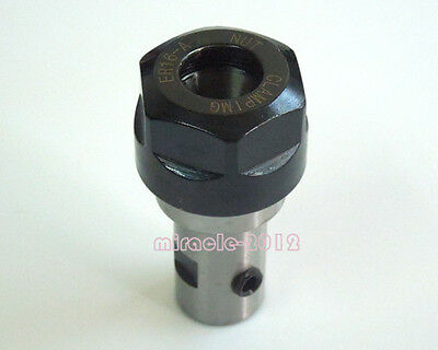 Motor Shaft Collet Chuck Er16 A 6mm Extension Rod Holder Toolholder Cnc Milling