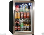 Glass Door Bar Fridge