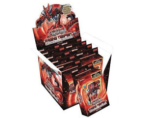 Yu-Gi-Oh Raging Tempest Special Edition Available @ Breakaway