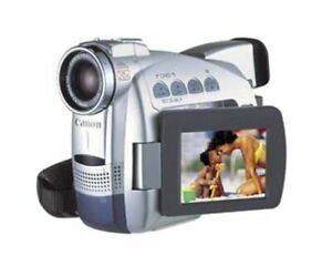 Video Digital MV camcorder Canon in very good condition
