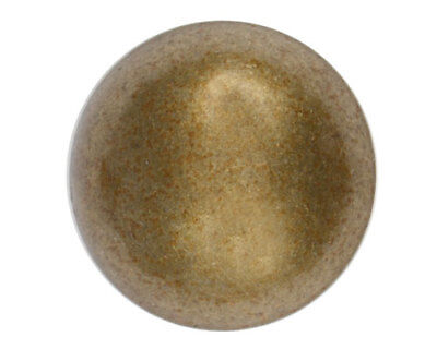 "C.S.Osborne #681 French Natural 3/8"" Decorative Nails / Upholstery Tacks 1000/pk"