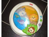 Fisher Price crib/cot soother