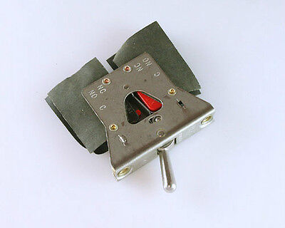 New Micro Switch 2 Position Toggle Switch Assembly 11at-9