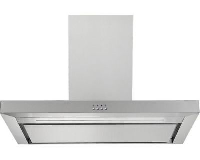 hotte DE cuisinière Dôme sans tête inox a 90cm PKM t1-90 ixez circulant