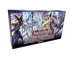 Yu-Gi-Oh Duel Power Booster Set Available @ Breakaway