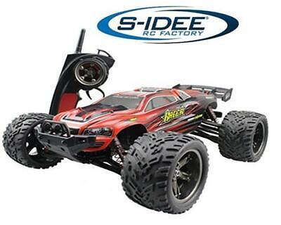 s-idee® 18160 9116 RC Auto wasserabweisender Monstertruck 1:12 2,4 GHz