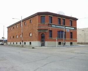 Historical Commercial/ Retail Office Building for sale - Camrose
