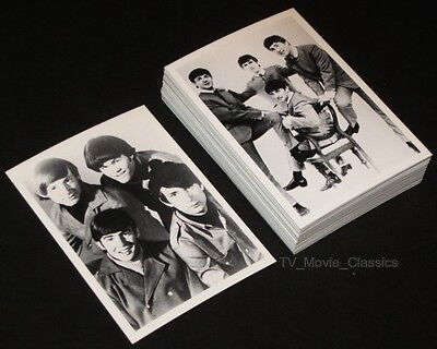 MUSIC GREATS Series 5 (Monkees Card) 1950's - 1960's Stars © 1984 Card Set