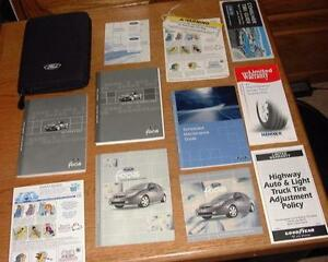 2002 ford focus zx5 owners manual