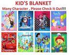 Monsters Nursery Blankets & Throws