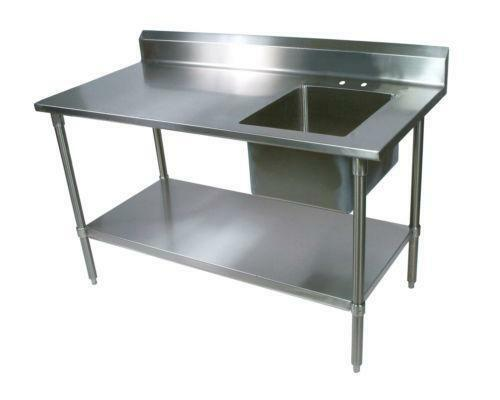 Used Commercial Kitchen Tables For Sale