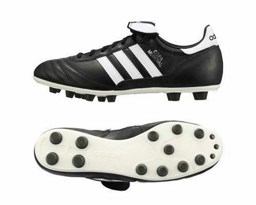 adidas Performance Men's MUNDIAL TEAM Athletic Shoe, black/w